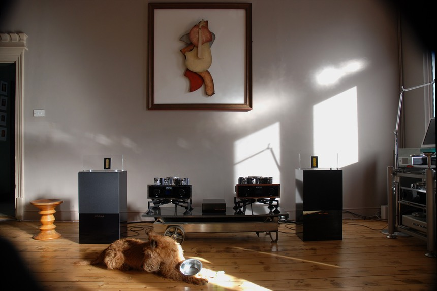 shamelessly good high end loudspeakers, unique engineering and a distinctive design